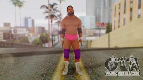 WWE Damien Sandow 2 for GTA San Andreas second screenshot