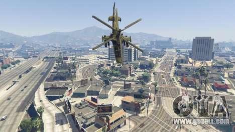 GTA 5 Ka-52 Alligator sixth screenshot