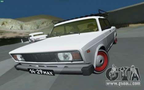 VAZ 2105 for GTA San Andreas for GTA San Andreas