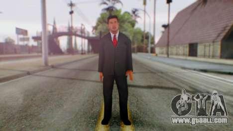 Justin Roberts for GTA San Andreas second screenshot