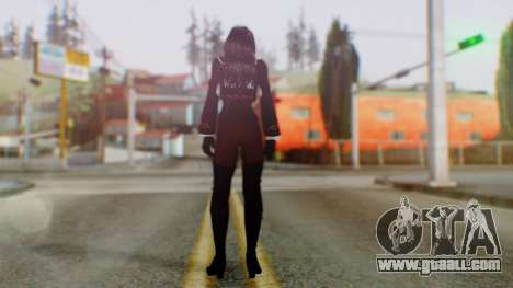 Jillanna for GTA San Andreas third screenshot