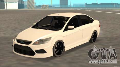 Ford Focus Sedan 2009 for GTA San Andreas