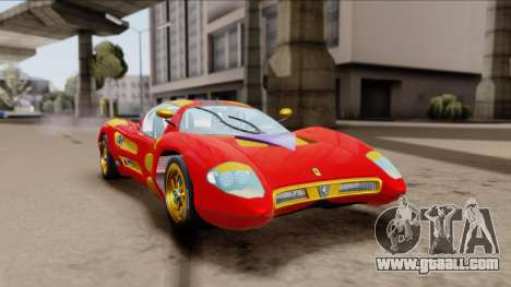 Ferrari P7-2 Iron Man for GTA San Andreas