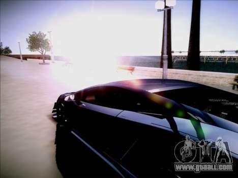 Fixed the sunset for GTA San Andreas third screenshot