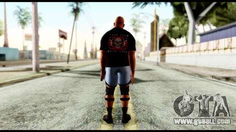 WWE Stone Cold 2 for GTA San Andreas third screenshot