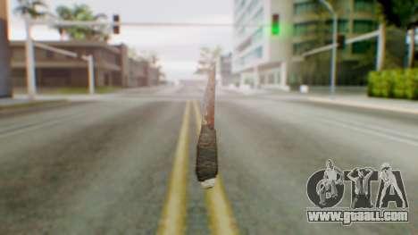 Shank for GTA San Andreas