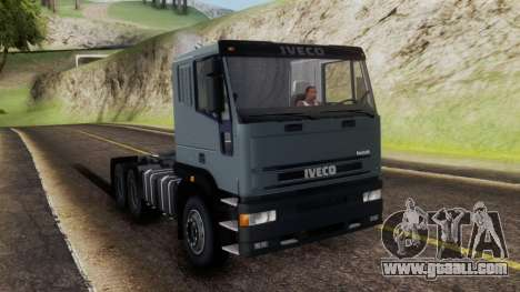 Iveco EuroTech v2.0 Cab Low for GTA San Andreas