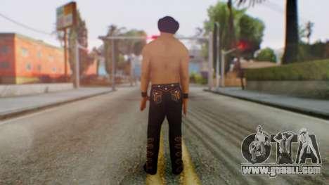 Jinder Mahal 1 for GTA San Andreas third screenshot