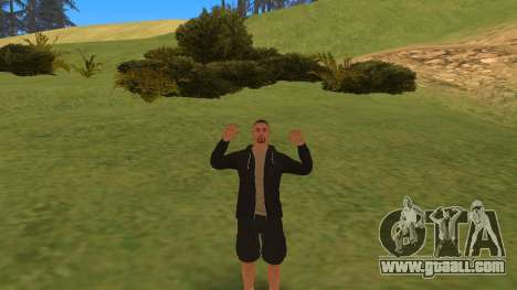 Talking like a mobster for GTA San Andreas third screenshot