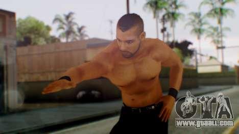 Jinder Mahal 2 for GTA San Andreas