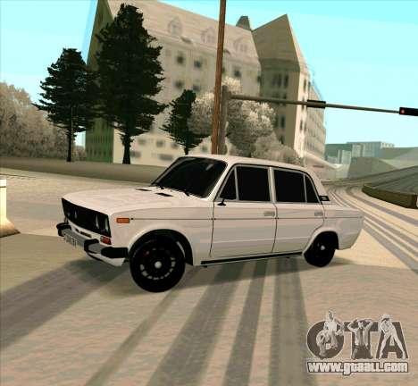 VAZ 2106 [ARM] for GTA San Andreas