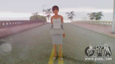 Miss Elizabeth for GTA San Andreas second screenshot