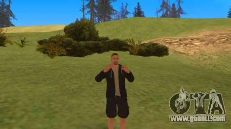 Talking like a mobster for GTA San Andreas second screenshot