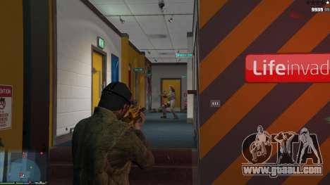 GTA 5 Open All Interiors v4 second screenshot