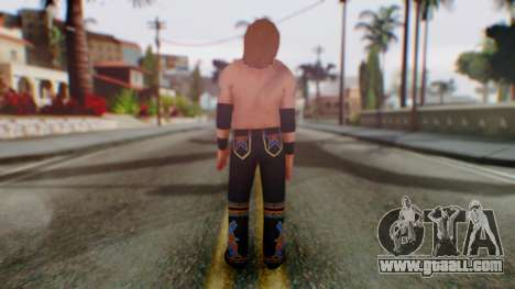 Heath Slater for GTA San Andreas third screenshot