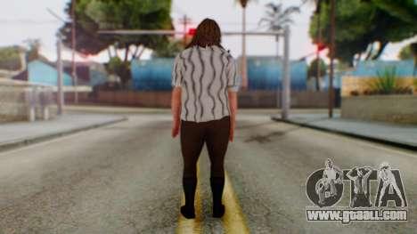 WWE Mankind for GTA San Andreas third screenshot