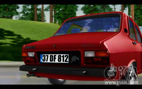 Renault 12 Toros for GTA San Andreas right view