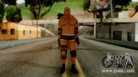 Goldberg for GTA San Andreas second screenshot