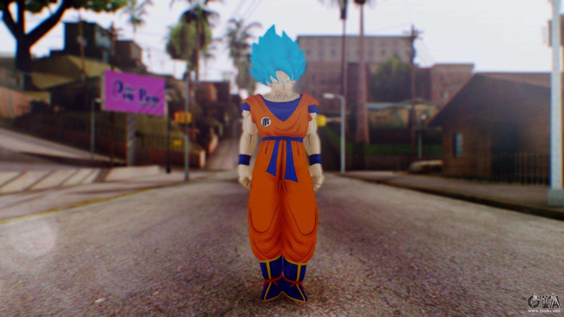 Dragon Ball Xenoverse Goku Pack