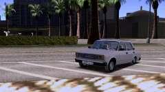 VAZ 2105 KBR for GTA San Andreas