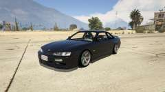 Nissan 200sx S14 Kouki for GTA 5