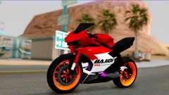 Bajidi 1R for GTA San Andreas
