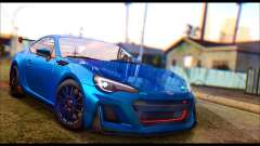 Subaru BRZ STi Concept 2016 for GTA San Andreas