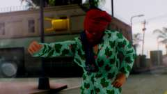 GTA Online Festive Surprise Skin 4