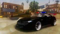 Nissan GT-R Police Rocket Bunny for GTA San Andreas