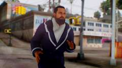 WWE Damien Sandow 1 for GTA San Andreas