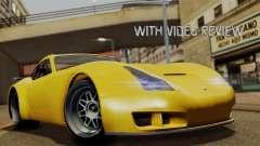GTA 5 Bravado Verlierer for GTA San Andreas