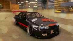 Nissan Skyline GT-R R34 Hella