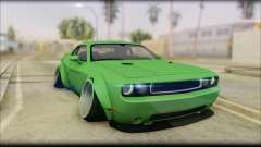 Dodge Challenger LB Perfomance for GTA San Andreas