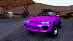 Nissan Skyline R33 Rusty Rebel