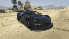 GUMPERT Apollo S 1.1 for GTA 5