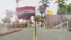 Iraq Flag HD for GTA San Andreas