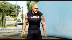 WWE The Rock 2 for GTA San Andreas