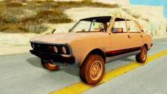 Fiat 132 for GTA San Andreas