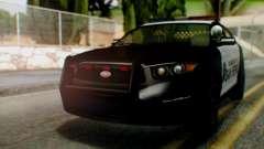 GTA 5 Police SF