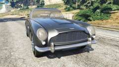 Aston Martin DB5 Vantage 1965 for GTA 5