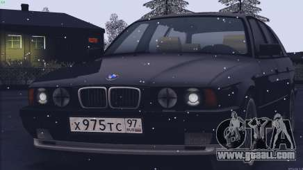 BMW M5 E34 Touring 1995 for GTA San Andreas