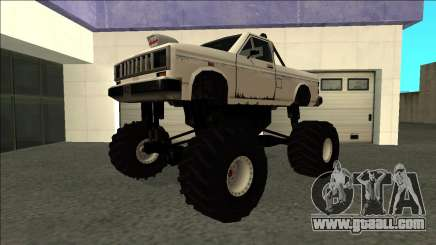 Bobcat Monster Truck for GTA San Andreas