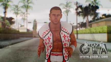 WWE HBK 2 for GTA San Andreas
