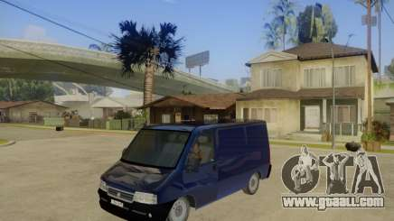 Fiat Ducato SOLLERS 2010 for GTA San Andreas