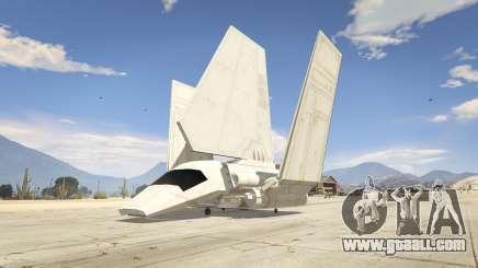 Star Wars: Imperial Shuttle Tydirium for GTA 5