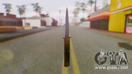 GTA 5 VIP Switchblade for GTA San Andreas