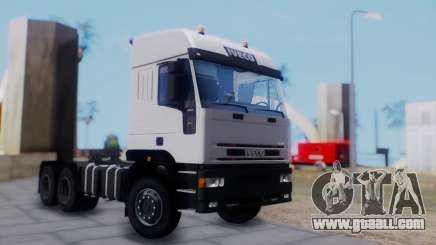 Iveco EuroTech v2.0 for GTA San Andreas