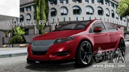 GTA 5 Cheval Surge IVF for GTA San Andreas