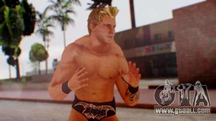 Chris Jericho 2 for GTA San Andreas