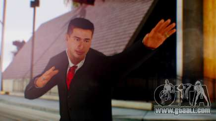 Justin Roberts for GTA San Andreas